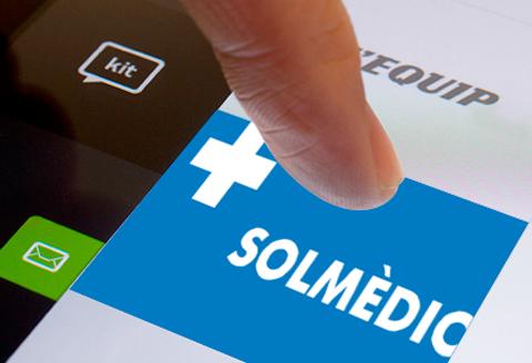 Sol·licita cita mèdica on-line